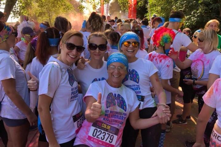 Kolorowy Bieg dla Chorych na Nadciśnienie Płucne