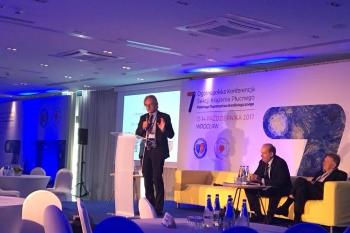 7 Ogólnopolska Konferencja Sekcji Krążenia Płucnego Polskiego Towarzystwa Kardiologicznego