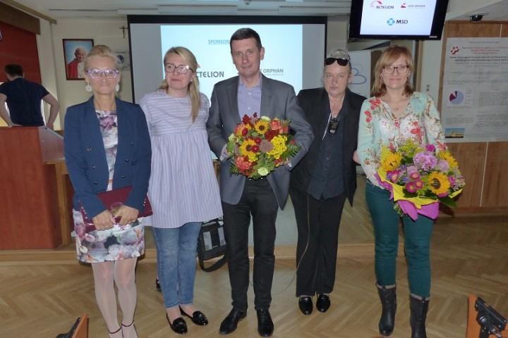 Warsztaty dla chorych i ich bliskich leczących się w ośrodkach województwa dolnośląskiego : Wrocław – Lubin– Wałbrzych – Wrocław 15.10.2016r.