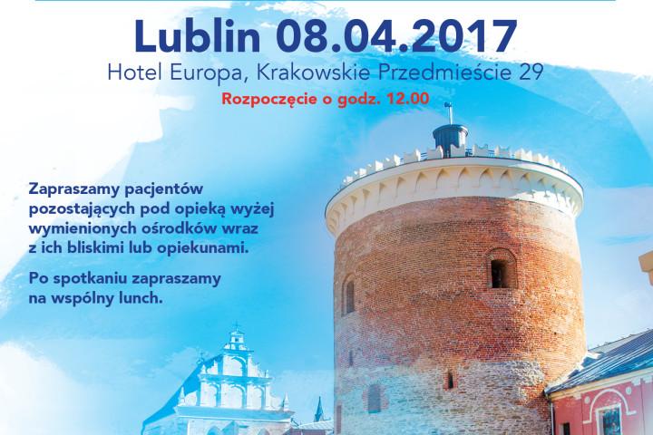 Zapraszamy na warsztaty w Lublinie