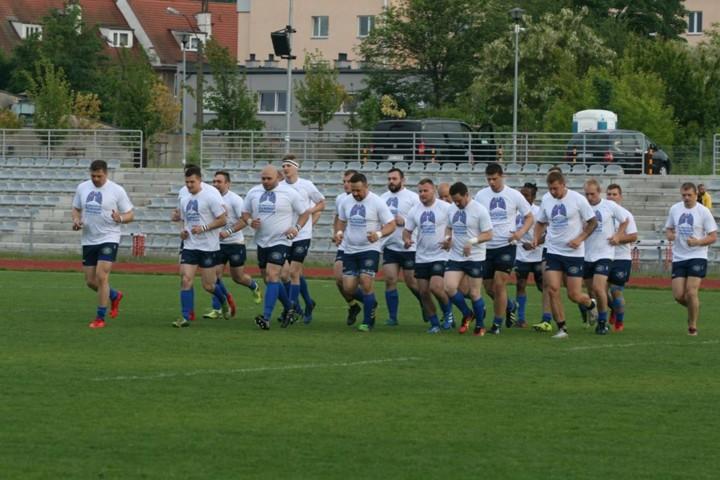Rugbyści RC Arki Gdynia Dla Chorych Na Nadciśnienie Płucne