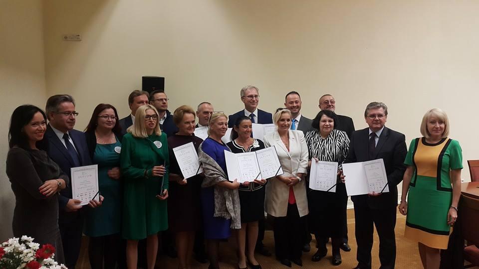 Liderzy Zdrowia Wręcznie Nagród 91015