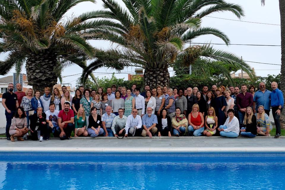Uczestnicy Konferencji APHEC Barcelona 2016