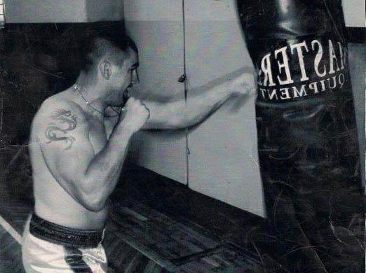 Sławomir Roszczak Podczas Treningu1