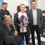 Alicja Morze, Anna Samusionek, Prof. Marcin Kurzyna