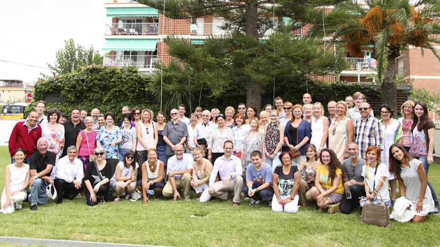 Delegaci Zjazdu PHA Europe 2014