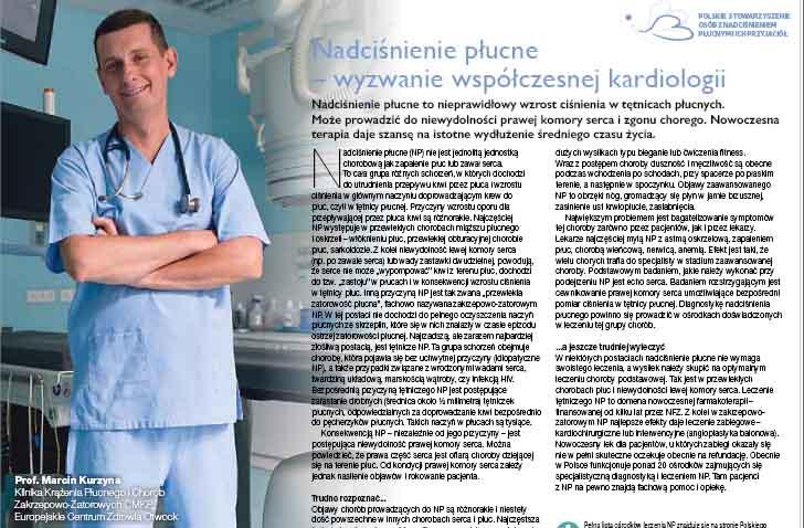 Wywiad Z Prof Marcin Kurzyna