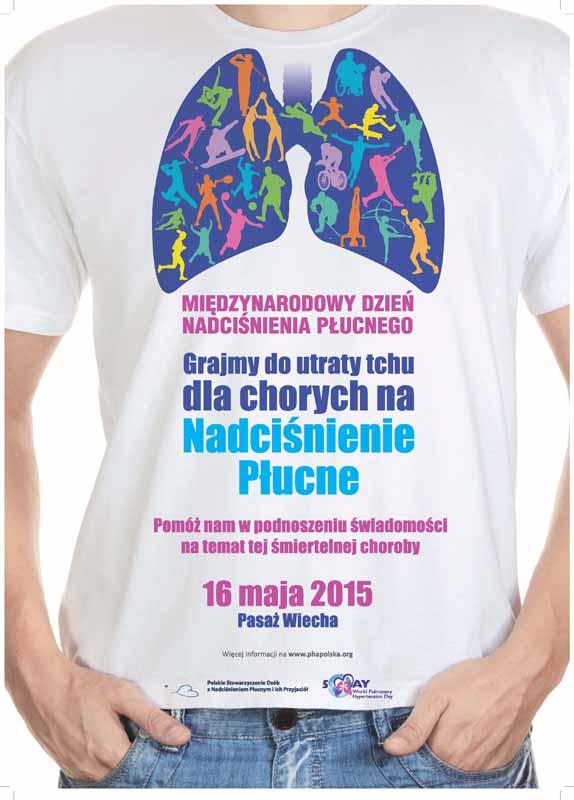 Plakat WPHD 2015